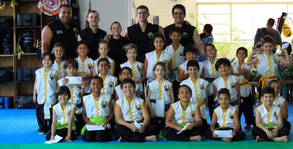 Kung Fu Infantil - Aulas especiais e exclusivas para crianças